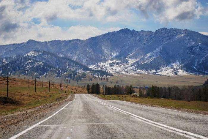 Аварии на трассе М52, или Кровавая жатва Чуйского тракта