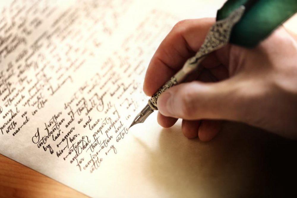 Как исправить почерк взрослому: упражнения и советы