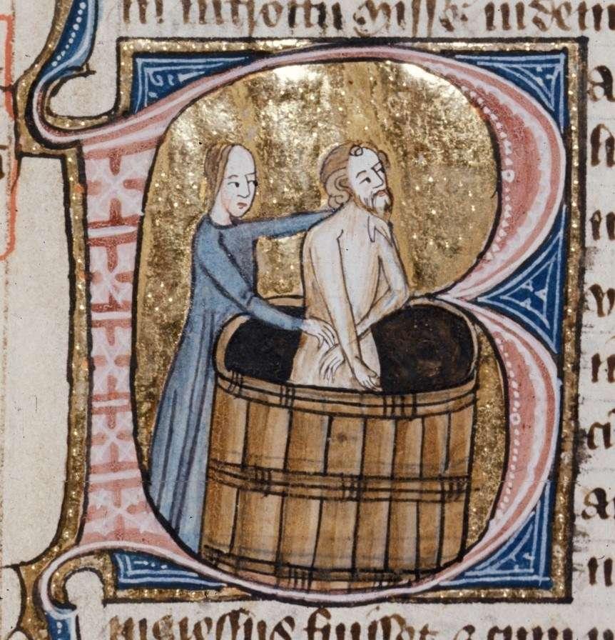 Гигиена в средневековой Европе: мифы, исторические факты, реальные истории, гигиенические и бытовые трудности
