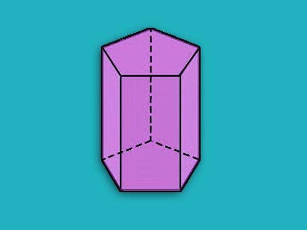 Площадь боковой поверхности правильной призмы треугольной, четырехугольной и шестиугольной