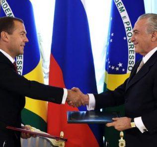 Посольство Бразилии в Москве. История и современность