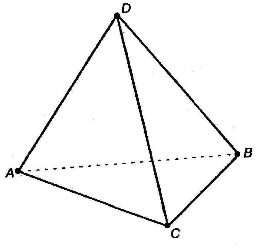 Свойства тетраэдра, виды и формулы