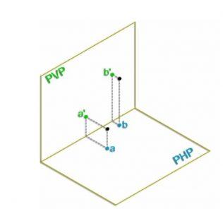 Как найти проекцию точки на плоскость: методика определения и пример решения задачи