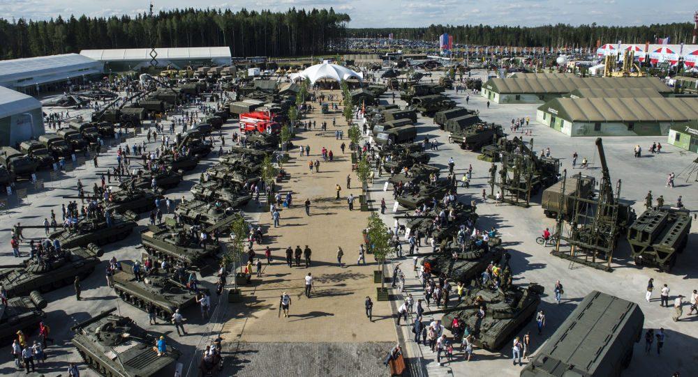 Военно-техническое сотрудничество с иностранными государствами
