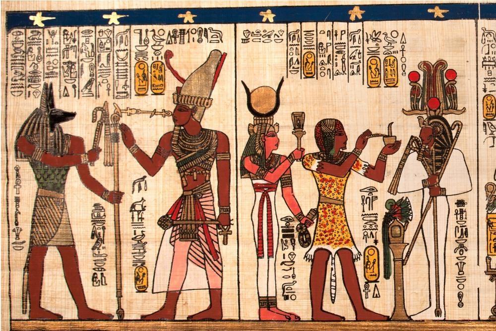 Что такое глиф? Астрологические глифы. Глифы в археологии