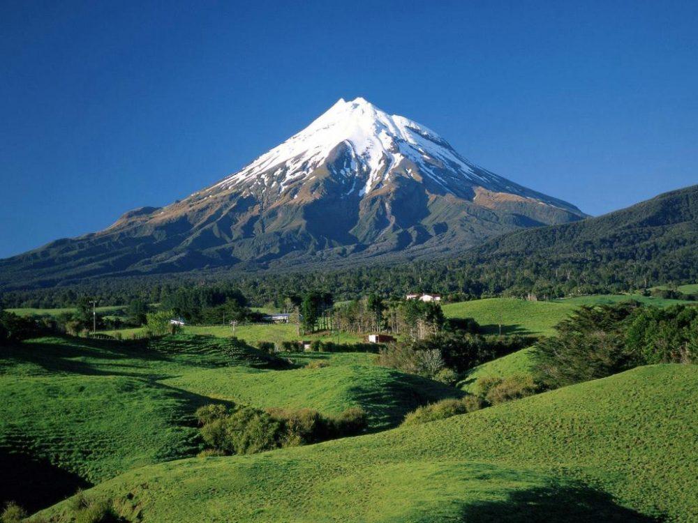 Отрог — это кусочек большой горы