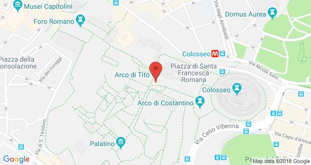 Арка Тита в Риме: история, описание, фото