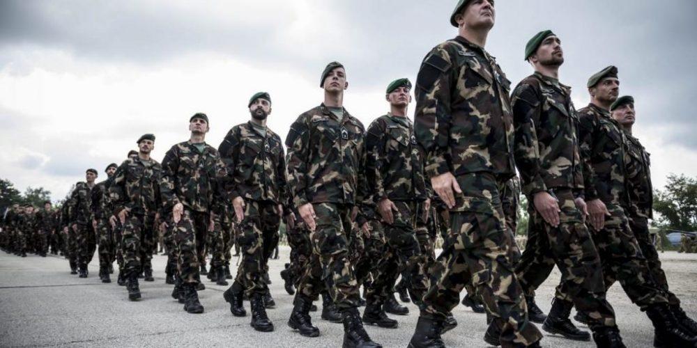 Армия Венгрии: прошлое и настоящее