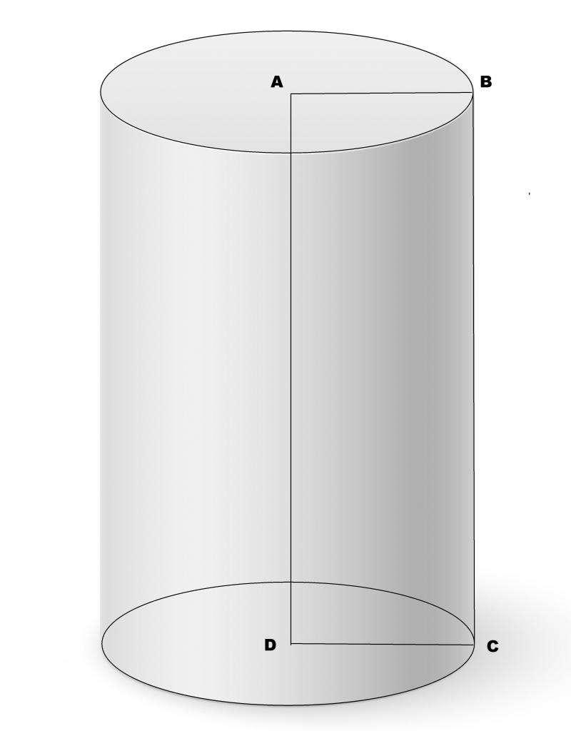 это картинка геометрический цилиндр оказалось, летучая