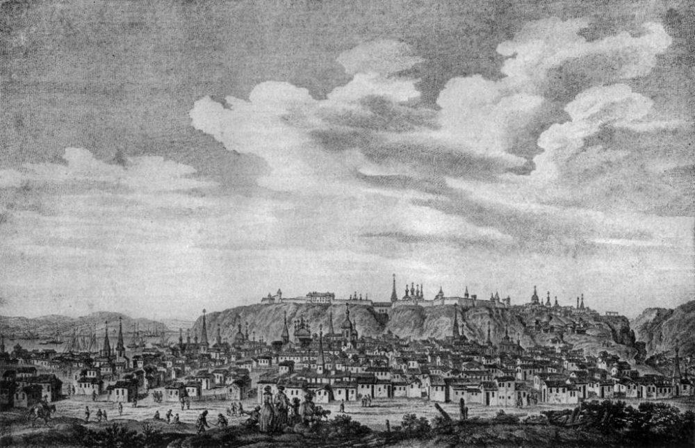Тобольск: история возникновения города, достопримечательности и фото