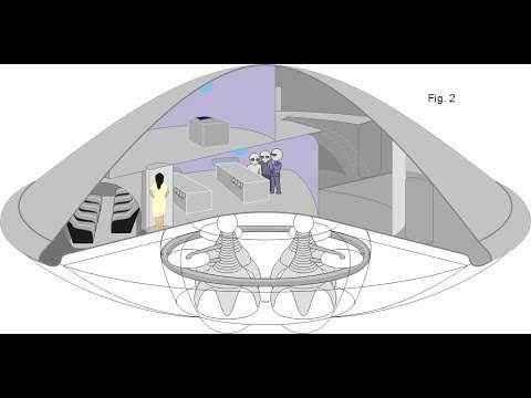 Двигатель НЛО: устройство и принцип работы