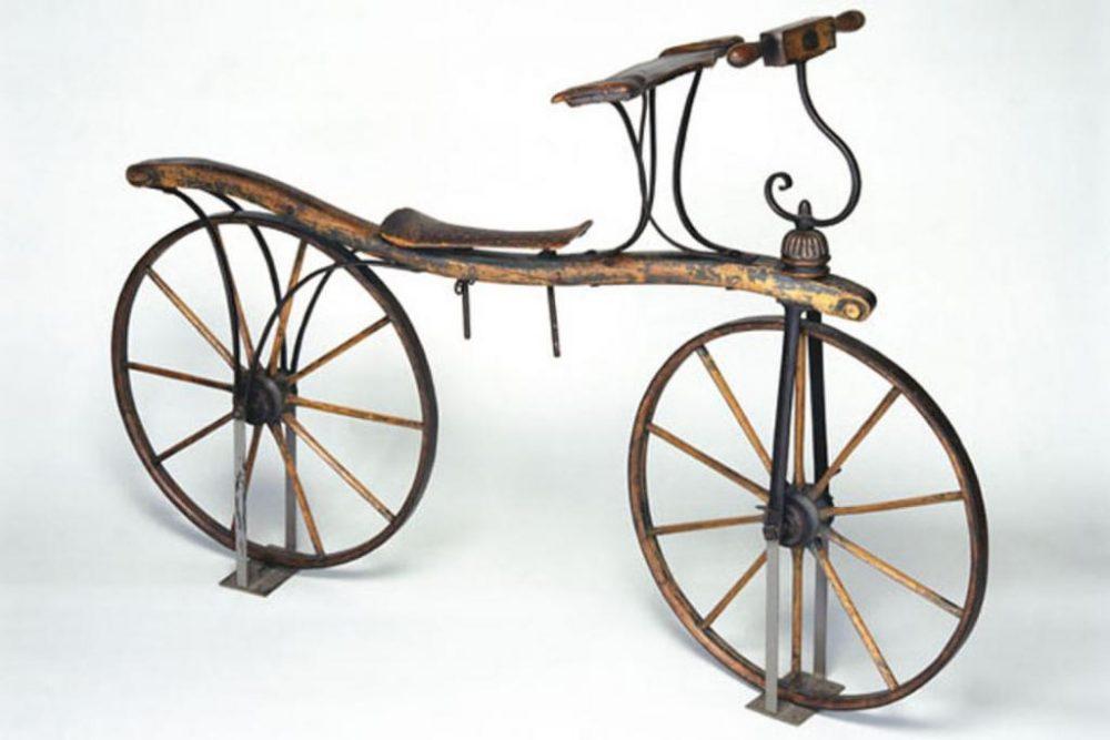 """Этимология слова """"велосипед"""" и история его появления"""