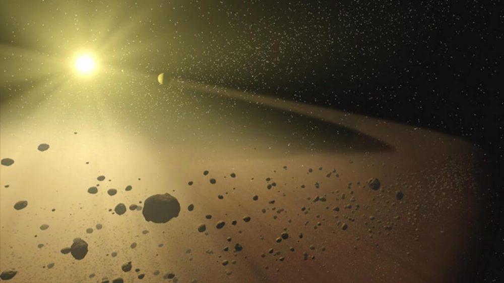 Правило Тициуса-Боде: расстояния между планетами и Солнцем