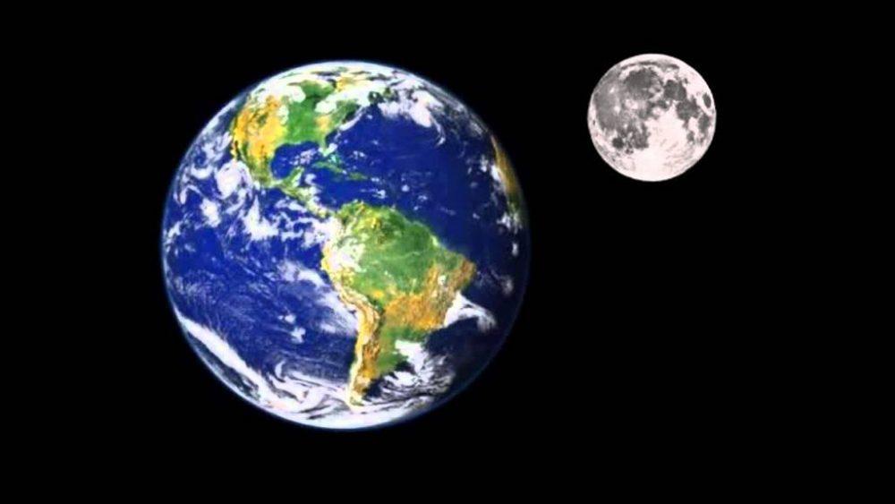 Во сколько раз Земля больше Луны? Размеры и интересные факты