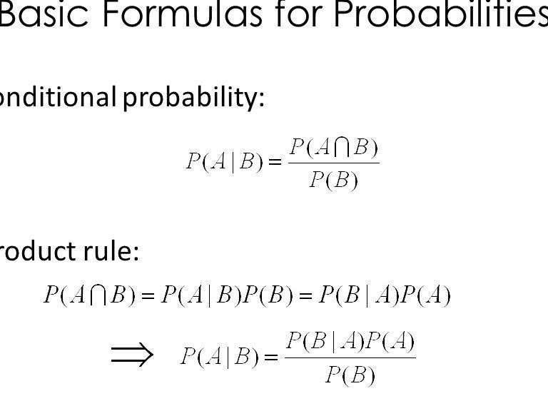 Математическая вероятность. Ее типы, в чем измеряется вероятность