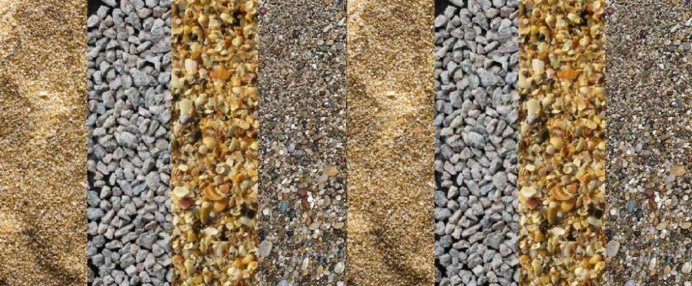 Инертный материал - это основа промышленного и частного строительства